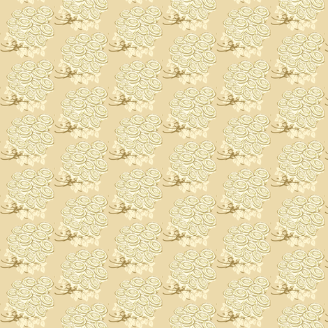 Flowers for Jesus fabric by tinhearts on Spoonflower - custom fabric