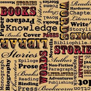 A Book Lover's Medley