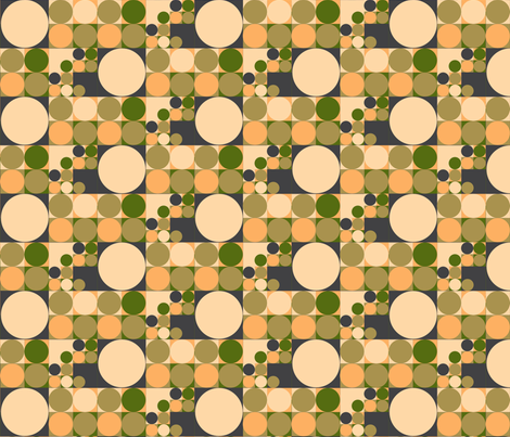 Thanksgiving Pi(e) fabric by cricketswool on Spoonflower - custom fabric