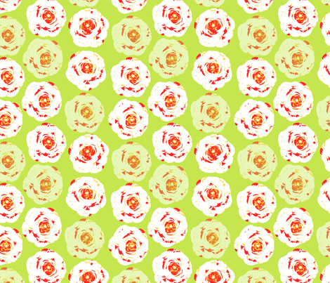 roses_are_red fabric by sofiedesigns on Spoonflower - custom fabric