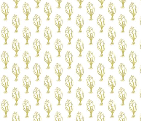 The Delicate Onion fabric by brainsarepretty on Spoonflower - custom fabric