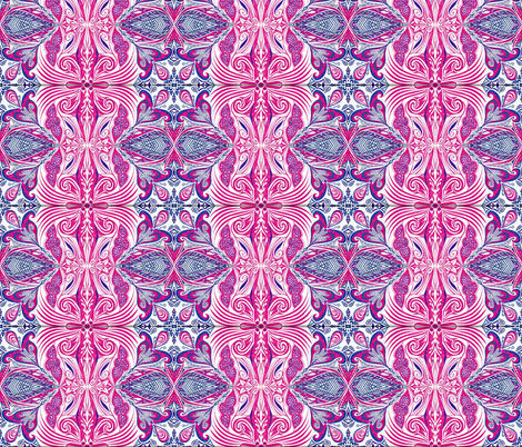 Strawberry fabric by yezarck on Spoonflower - custom fabric