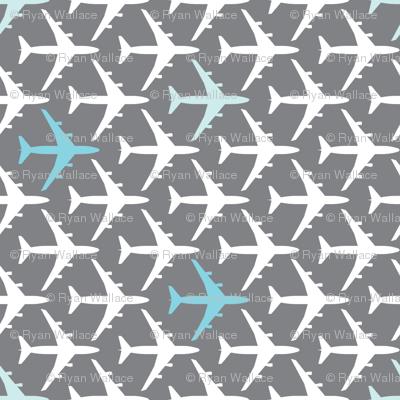 Small Blue Planes