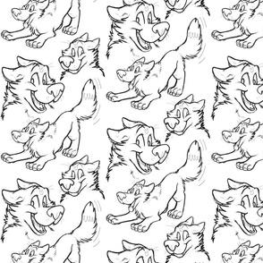Matrices pattern