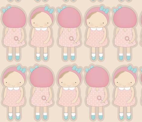 irogirl fabric by mmminou on Spoonflower - custom fabric