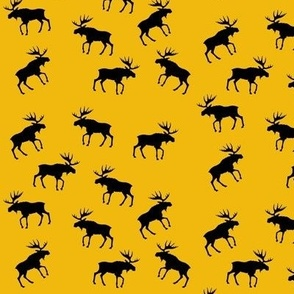 Mustard moose