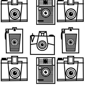 cameras pattern
