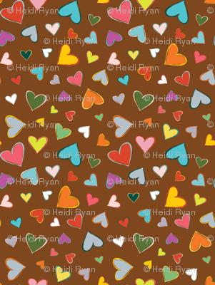 Sketchy Hearts