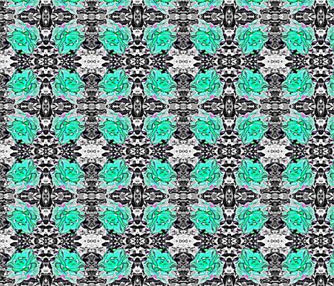 Roseygreen2 fabric by sharpestudiosdesigns on Spoonflower - custom fabric