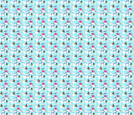 couture oh couture S fabric by nadja_petremand on Spoonflower - custom fabric