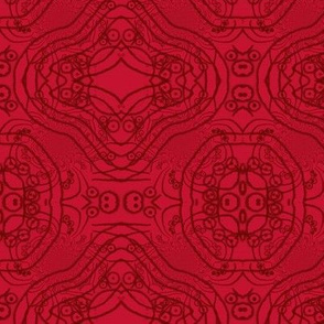 Red Repeat Deep