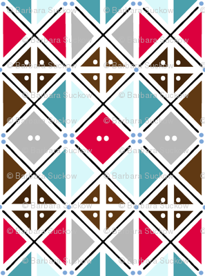 Abstract Argyle