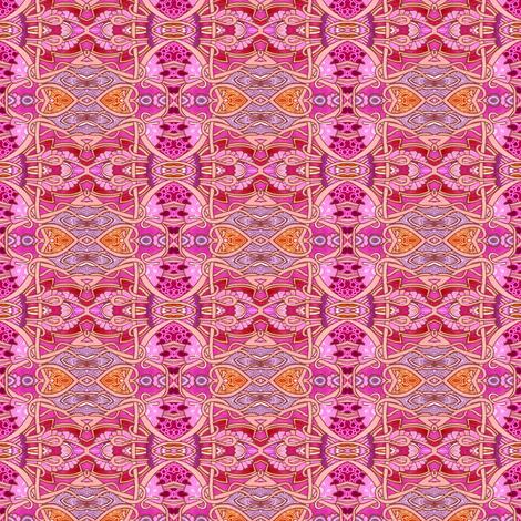 My Tangled Valentine fabric by edsel2084 on Spoonflower - custom fabric