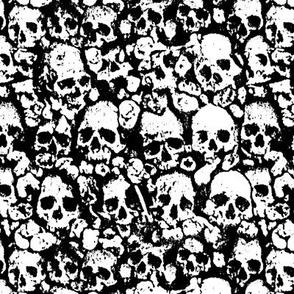 Punk Fabric Wallpaper Gift Wrap
