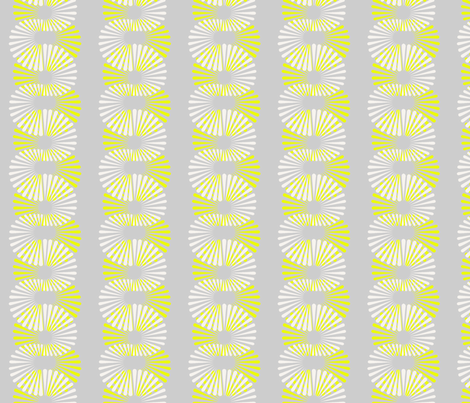 Neon Wave 6 fabric by littletreedesigns on Spoonflower - custom fabric