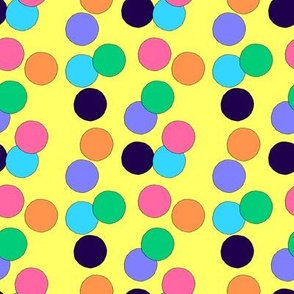 Big Dots (Yellow)
