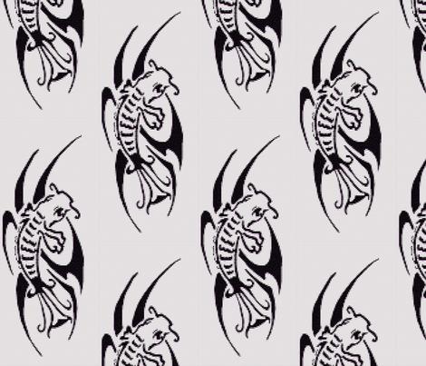 014fishmosaic fabric by sharpestudiosdesigns on Spoonflower - custom fabric