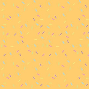 Sprinkles Orange Sherbet