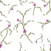 Marie Antoinette - Roses dress