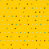Little Dots (on yellow)