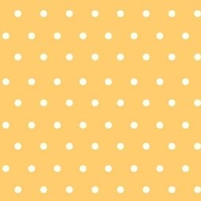 Polka_Dots_Ornage Sherbet