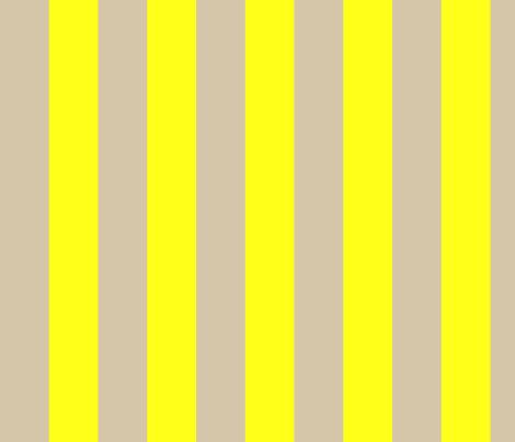 Yellow Stripes fabric by alihenrie on Spoonflower - custom fabric