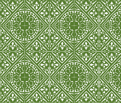 WhiteOn fabric by narthex on Spoonflower - custom fabric