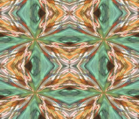KALEIDOSCOPE fabric by bluevelvet on Spoonflower - custom fabric