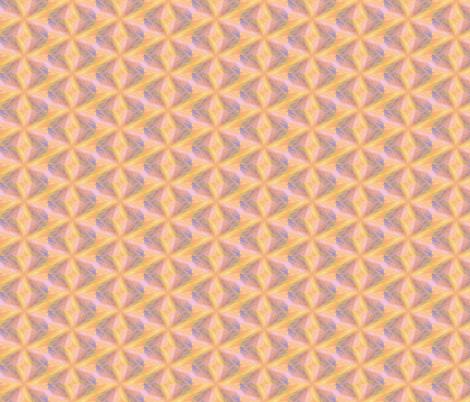 SUNSET fabric by bluevelvet on Spoonflower - custom fabric