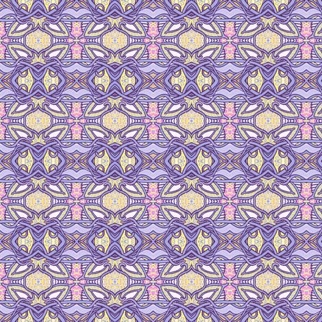 Tribal Tangles  fabric by edsel2084 on Spoonflower - custom fabric