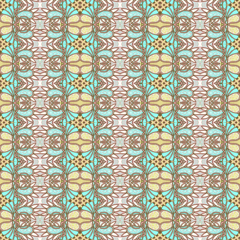 1962 Revisited fabric by edsel2084 on Spoonflower - custom fabric