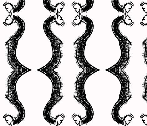 angel fabric by sharpestudiosdesigns on Spoonflower - custom fabric