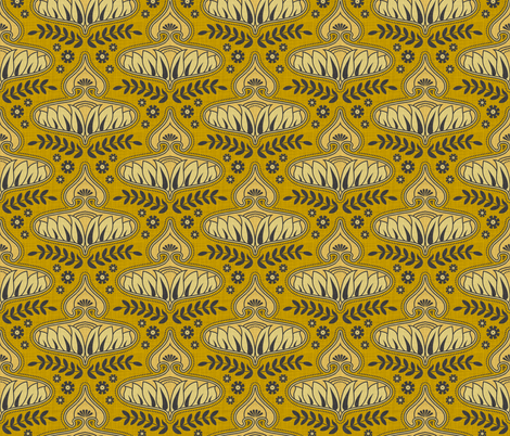 calleis_summer fabric by holli_zollinger on Spoonflower - custom fabric
