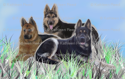 GSD family two