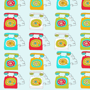 retro_phone_fabric