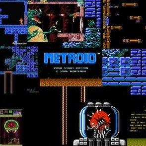 Metroid Everywhere!
