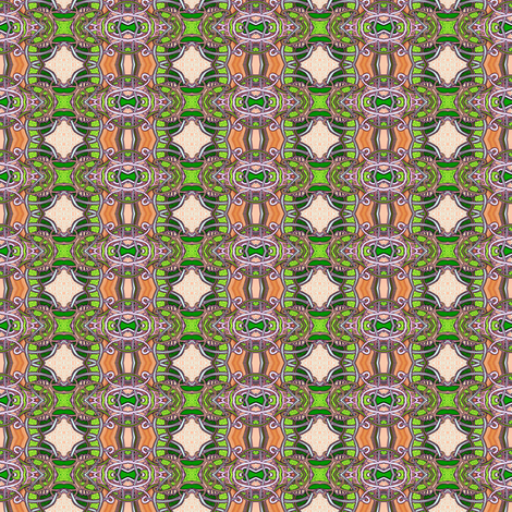 King Arthur's Steamer Trunk fabric by edsel2084 on Spoonflower - custom fabric