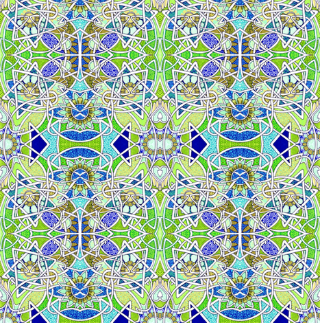 I Think We Missed the Exit, Dad fabric by edsel2084 on Spoonflower - custom fabric