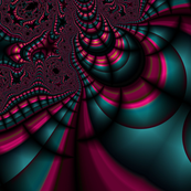 Teal_and_pink_Pattern