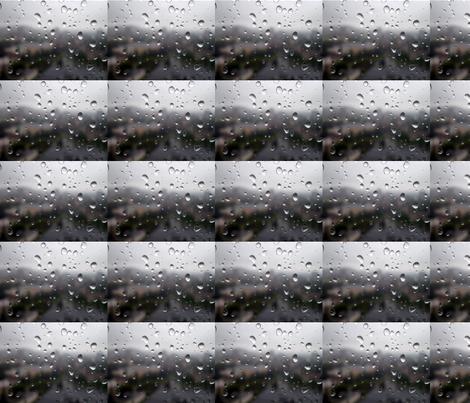 rain fabric by emily_littlemess on Spoonflower - custom fabric