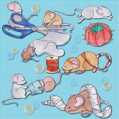 Sew Mice