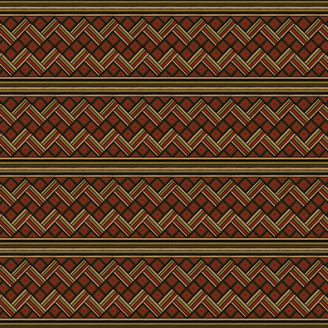 Antique Paper Design Pattern - Page 12 fabric by zephyrus_books on Spoonflower - custom fabric