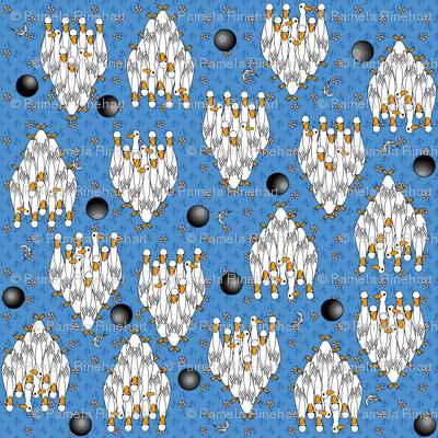©2011 Duckpins - blue