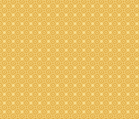 windmill-golden fabric by glimmericks on Spoonflower - custom fabric