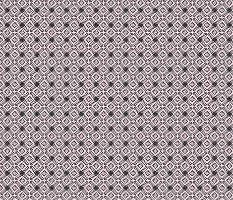 windmill-pink_black fabric by glimmericks on Spoonflower - custom fabric