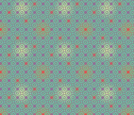 windmill_-_leafy fabric by glimmericks on Spoonflower - custom fabric