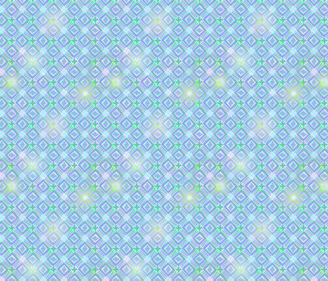 windmill_-_lagoon fabric by glimmericks on Spoonflower - custom fabric