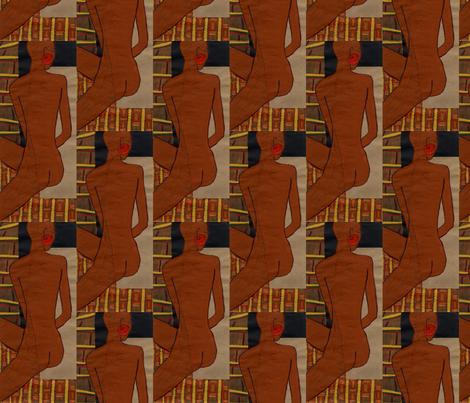 Africa_3 fabric by marina_popska on Spoonflower - custom fabric