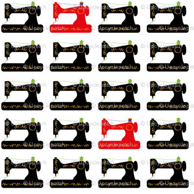 Sew many sewing machines