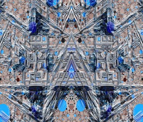 RockyOutcropping_2_21x36_CW fabric by k_shaynejacobson on Spoonflower - custom fabric